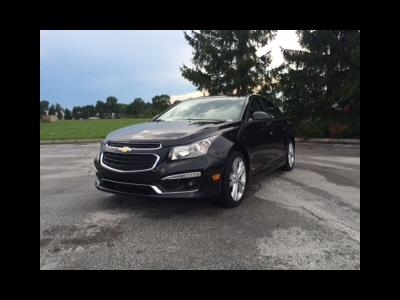 2016 Chevrolet Cruze lease in Fort Wayne,IN - Swapalease.com