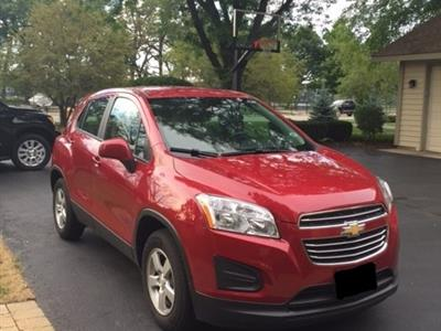 2015 Chevrolet Trax lease in Lakewood,IL - Swapalease.com