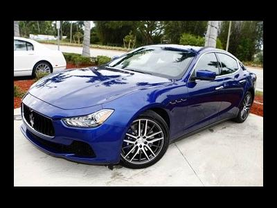2015 Maserati Ghibli lease in sanibel,FL - Swapalease.com