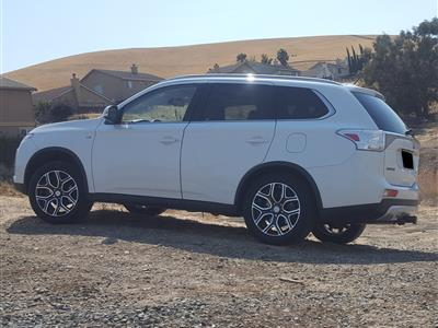2015 Mitsubishi Outlander lease in Bay Point,CA - Swapalease.com
