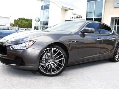 2015 Maserati Ghibli lease in Fort Myers,FL - Swapalease.com