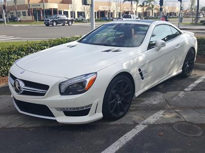 2015 Mercedes-Benz SL63 lease in Anaheim,CA - Swapalease.com