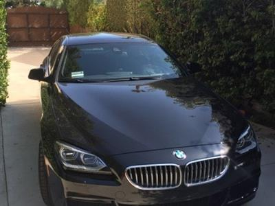 2015 BMW 6 Series lease in Los Angeles,CA - Swapalease.com