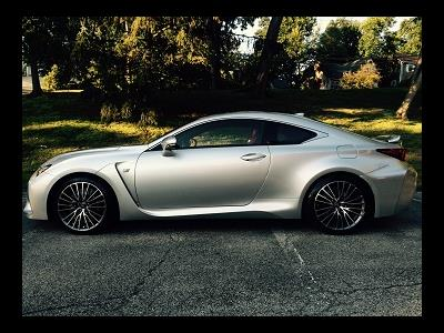2015 Lexus RC F lease in hartsdale,NY - Swapalease.com
