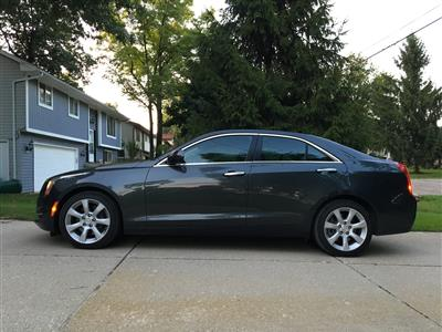 2016 Cadillac ATS lease in West Bloomfield,MI - Swapalease.com