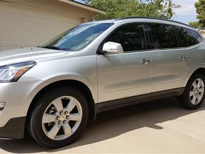 2016 Chevrolet Traverse lease in Phoenix,AZ - Swapalease.com