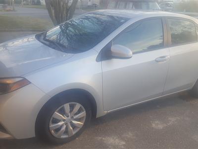 2016 Toyota Corolla lease in Acushnet,MA - Swapalease.com