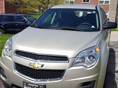2015 Chevrolet Equinox lease in Erlanger,KY - Swapalease.com