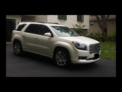 2015 GMC Acadia lease in Vadnais Heights,MN - Swapalease.com