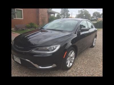 2015 Chrysler 200 lease in Pueblo,CO - Swapalease.com