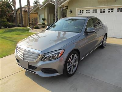 2015 Mercedes-Benz C-Class lease in Bakersfield,CA - Swapalease.com