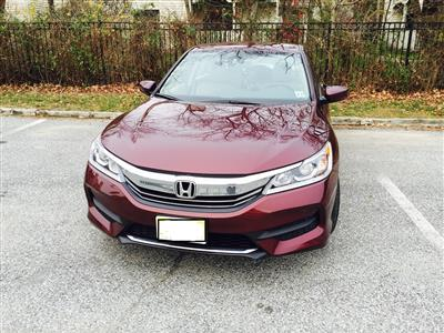 2016 Honda Accord lease in Voorhees,NJ - Swapalease.com