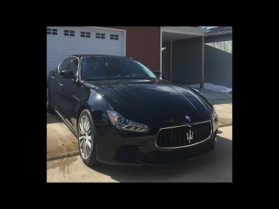 2015 Maserati Ghibli lease in Chicago,IL - Swapalease.com