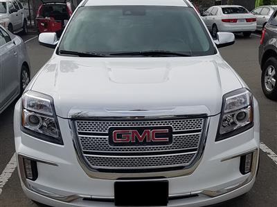 2016 GMC Terrain lease in Richmond,CA - Swapalease.com