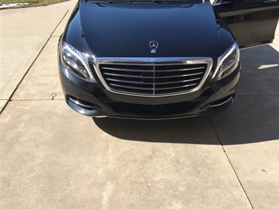 2016 Mercedes-Benz S-Class lease in East Lansing,MI - Swapalease.com