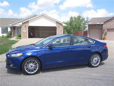 2016 Ford Fusion lease in Wichita,KS - Swapalease.com