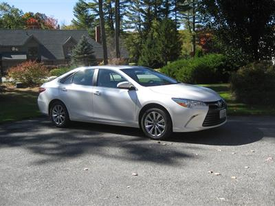 2015 Toyota Camry lease in New London,NH - Swapalease.com