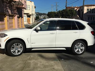 2016 BMW X5 lease in San Francisco,CA - Swapalease.com
