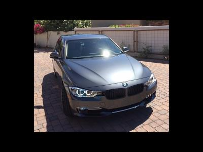 2015 BMW 3 Series lease in Paradise valley,AZ - Swapalease.com