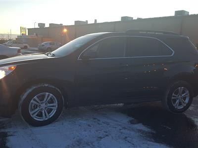 2015 Chevrolet Equinox lease in Clear Lake ,WI - Swapalease.com