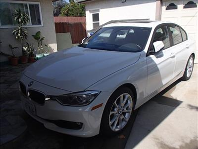 2014 BMW 3 Series lease in downey ,CA - Swapalease.com