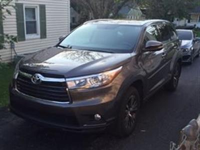 2016 Toyota Highlander lease in Fort Mitchell,KY - Swapalease.com