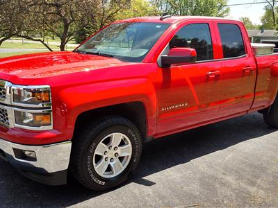 2015 Chevrolet Silverado 1500 lease in Gahanna,OH - Swapalease.com