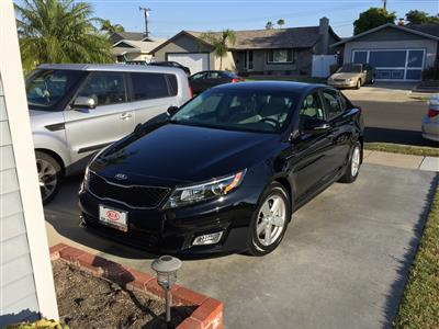 2015 Kia Optima lease in Cypress,CA - Swapalease.com