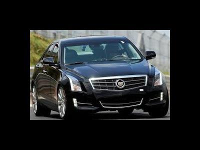 2014 Cadillac ATS lease in Lorton,VA - Swapalease.com