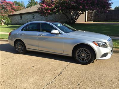 2015 Mercedes-Benz C-Class lease in Richardson,TX - Swapalease.com