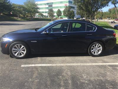 2015 BMW 5 Series lease in Issue,MD - Swapalease.com