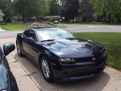 2015 Chevrolet Camaro lease in Louisville,KY - Swapalease.com