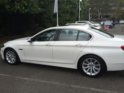 2014 BMW 5 Series lease in Union City,NJ - Swapalease.com