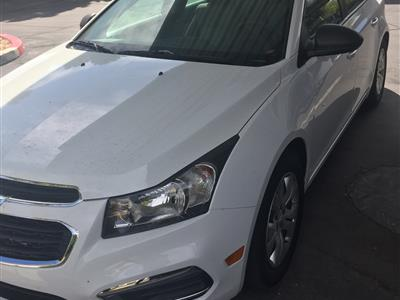 2016 Chevrolet Cruze lease in Las Vegas,NV - Swapalease.com