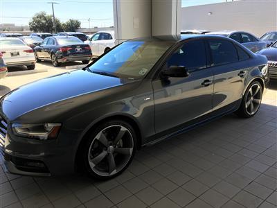 2015 Audi A4 lease in Belle Chasse,LA - Swapalease.com