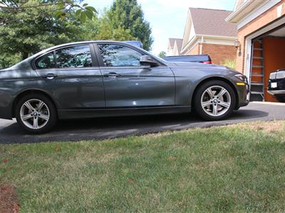2015 BMW 3 Series lease in Mineral,VA - Swapalease.com