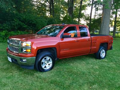 2015 Chevrolet Silverado 1500 lease in North Ridgeville,OH - Swapalease.com