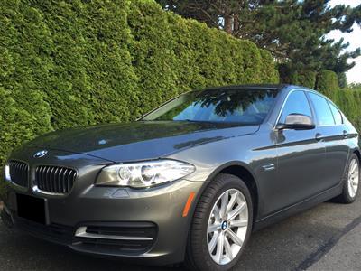 2014 BMW 5 Series lease in Edmonds,WA - Swapalease.com