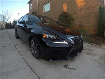 2015 Lexus IS 250 F Sport lease in Sandy Springs,GA - Swapalease.com