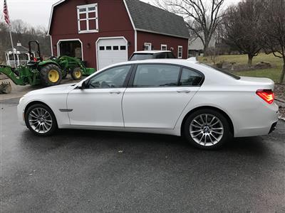 2015 BMW 7 Series lease in New York,NY - Swapalease.com