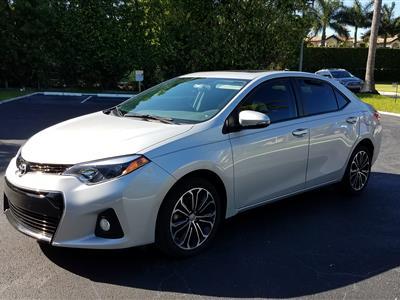 2016 Toyota Corolla lease in Bal Harbor,FL - Swapalease.com