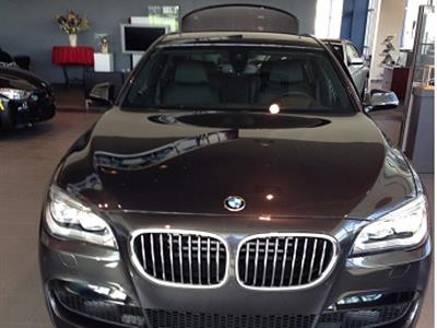 2014 BMW 7 Series lease in Omaha,NE - Swapalease.com