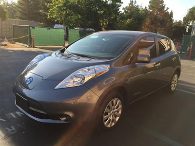 2015 Nissan LEAF lease in San Jose,CA - Swapalease.com