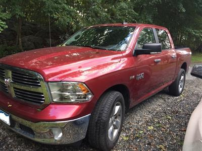 2015 Ram Ram Pickup 1500 lease in Griswold,CT - Swapalease.com