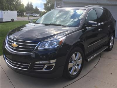2015 Chevrolet Traverse lease in Clay,MI - Swapalease.com