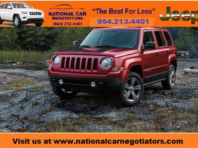 2016 Jeep Patriot lease in Ft. Lauderdale,FL - Swapalease.com