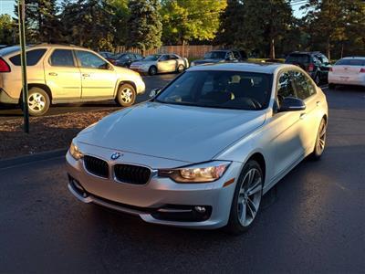 2014 BMW 3 Series lease in Dearborn,MI - Swapalease.com