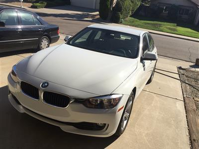 2014 BMW 3 Series lease in El Cajon,CA - Swapalease.com