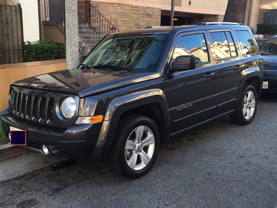 2014 Jeep Patriot lease in Los Angelas,CA - Swapalease.com