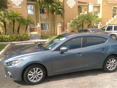 2015 Mazda MAZDA3 lease in Hollywood,FL - Swapalease.com